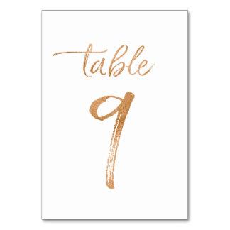 No. 9 de Tableau