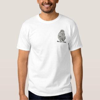 Nobis d'ora d'Anthony de saint pro T-shirt Brodé