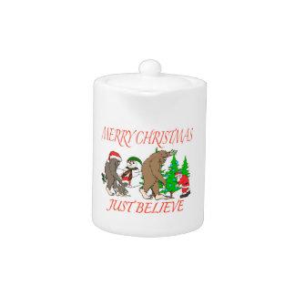 Noël 2 de famille de Bigfoot