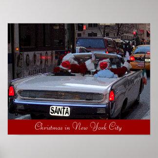 Noël à New York City