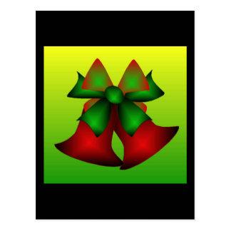 Noël Bells Cartes Postales