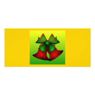 Noël Bells V Carte Double
