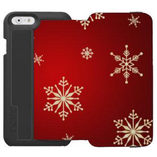 Noël Coque-portefeuille iPhone 6 Incipio Watson™