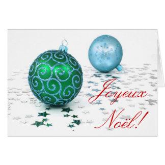 Noël Joyeux Noel Cartes De Vœux
