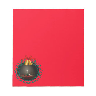 Noël libre de biscuits - bloc-notes de 40 pages