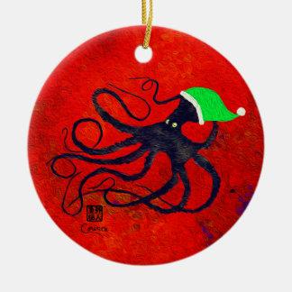 Noël Octo - ornement de Sybille de cercle