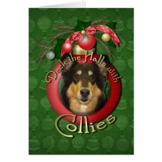 Noël - plate-forme les halls - colley - Caroline Carte