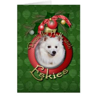 Noël - plate-forme les halls - Eskies Carte