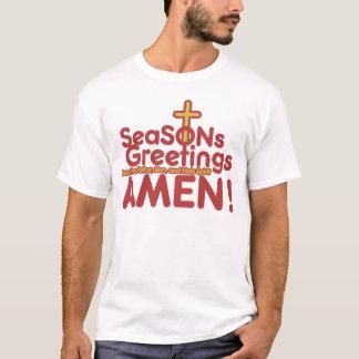 Noël religieux t-shirt