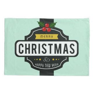 Noël souhaite la taie d'oreiller