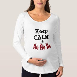 Noël T-Shirt De Maternité