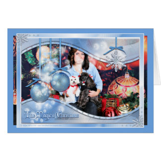 Noël - Tinkerbell - maltais Carte De Vœux