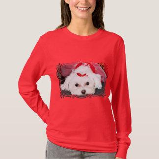 Noël - Tinkerbell - maltais T-shirt