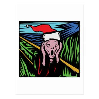 Noël très drôle cartes postales