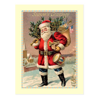 Noël vintage cartes postales
