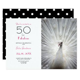 Noir 50 de roses indien et invitation fabuleuse