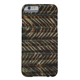 Noir et or horizontaux coque barely there iPhone 6