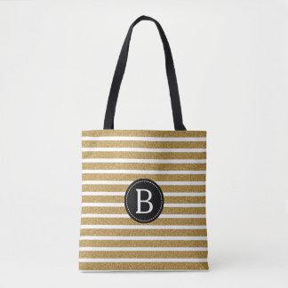 Noir et scintillement d'or (choisissez la couleur sac