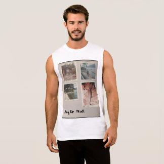 NOK de Jeg heu avec le T-shirt d'image