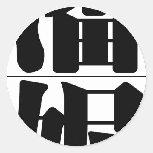 Nom chinois pour le penny 20288_3.pdf autocollants ronds