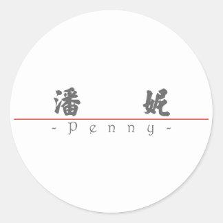 Nom chinois pour le penny 20288_4.pdf adhésifs ronds