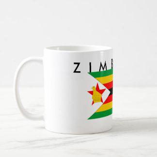 nom des textes de symbole de nation de drapeau de mug