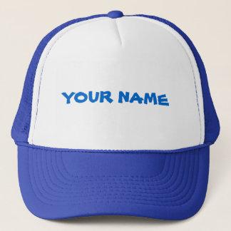 Nom personnalisé casquette