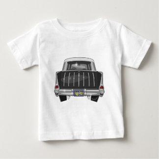 Nomade 1957 de Chevy T-shirt Pour Bébé