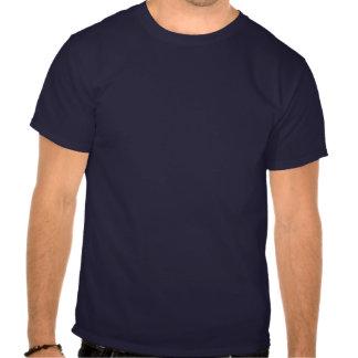 Nombres de fractale de pi t-shirt