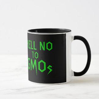 Non dans la tasse de café d'OGM