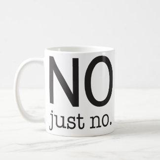 """""""Non, juste non"""" tasse"""