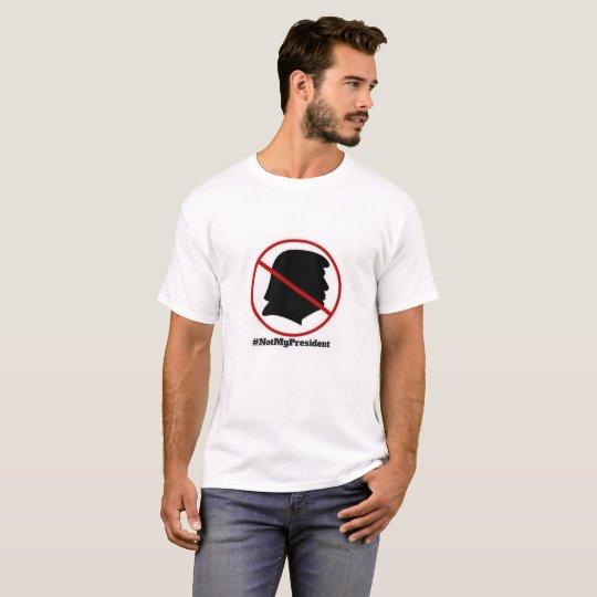 Non mon T-shirt de président