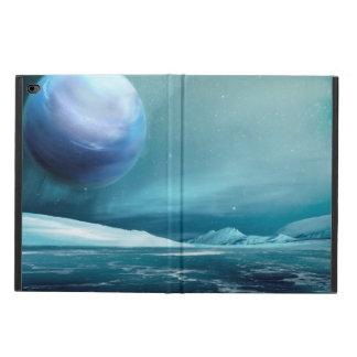 Noordpool Lucht 2 van de Nacht van de Winter iPad