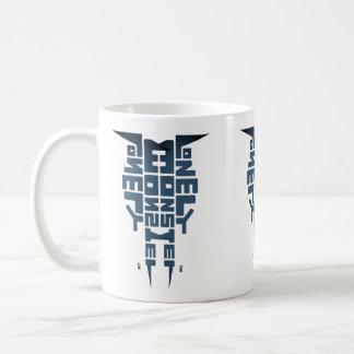 Norme tasse blanche de 325 ml avec le logo de