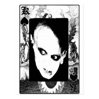 Nosferatu la carte de jeu
