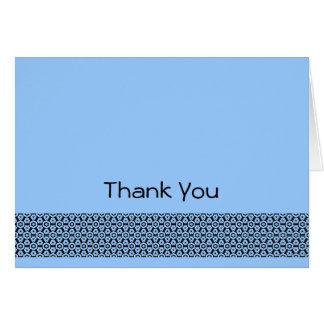 Note de Merci Carte De Correspondance