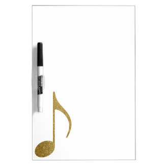 note musicale d'or