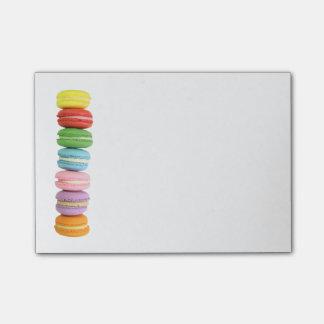 Notes de Courrier-it® de Macarons