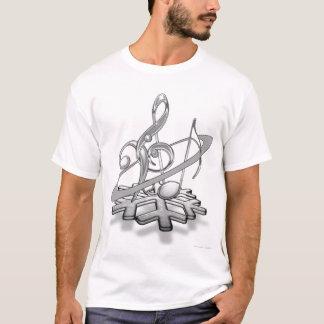 T-shirts musique sur Zazzle