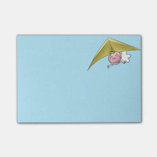 Notes de post-it volantes mignonnes de Mochi Post-it®