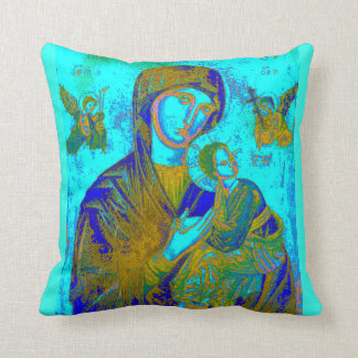 Notre coussin de Madame Of Perpetual Help
