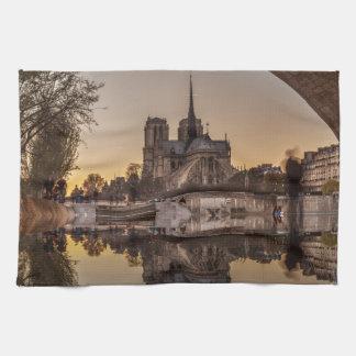 Notre-Dame, PAris, France Linge De Cuisine