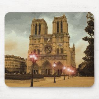 Notre Dame Tapis De Souris