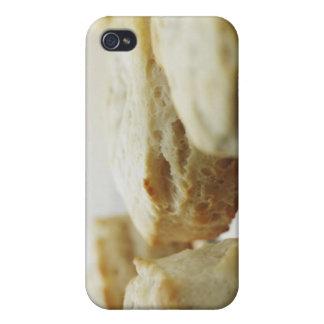 Nourriture, nourriture et boisson, biscuits, beurr iPhone 4/4S case