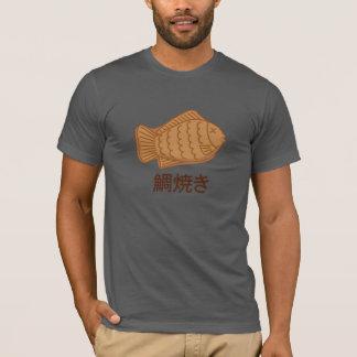Nourriture Poisson-Formée japonaise de festival de T-shirt