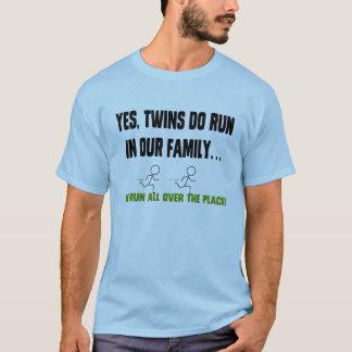 Nous courons partout ! t-shirt