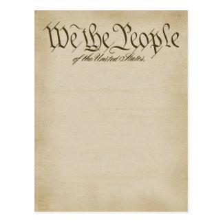 Nous les cartes postales de personnes