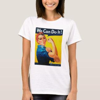 Nous pouvons le faire t-shirt