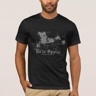 Nous sommes spatiaux t-shirt