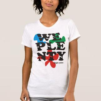 Nous T-shirt nigérien d'abondance